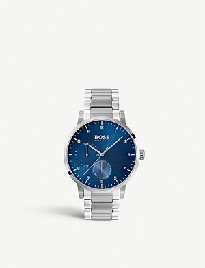 BOSS 1513597 Oxygen stainless steel watch
