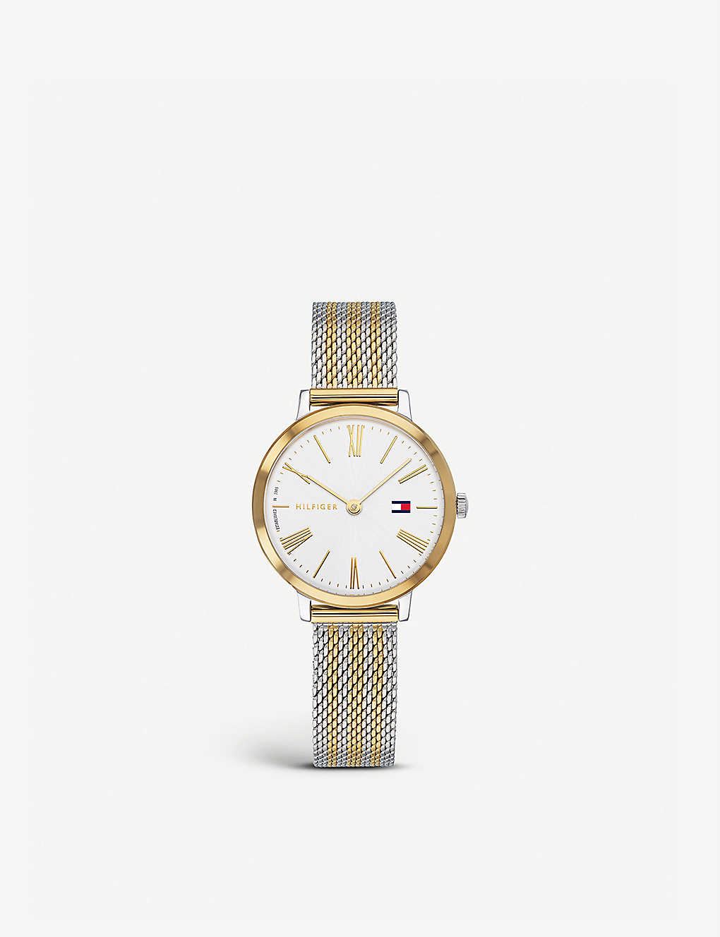 bd80835a4 TOMMY HILFIGER - 1782055 Project Z stainless-steel quartz watch ...