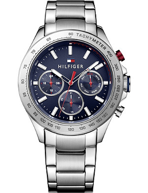 TOMMY HILFIGER 1791228 stainless steel watch