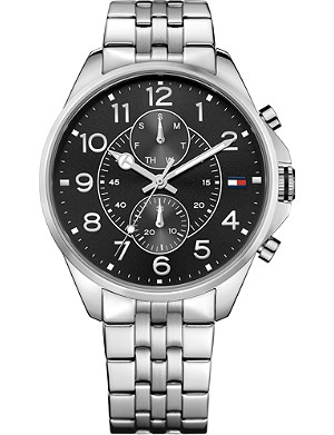 TOMMY HILFIGER 1791276 stainless steel watch