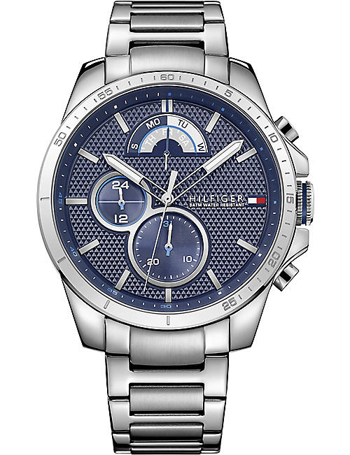 TOMMY HILFIGER 1791348 stainless steel watch