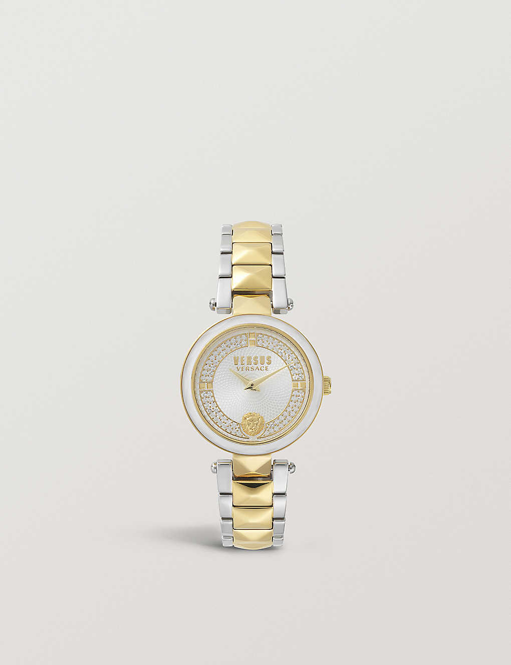 VERSUS: Covent Garden stainless steel watch