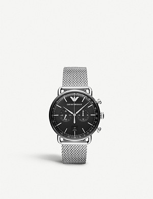 ARMANI EXCHANGE AR11104 stainless steel watch
