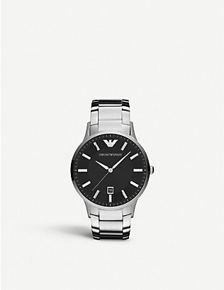 EMPORIO ARMANI: AR2457 stainless steel watch