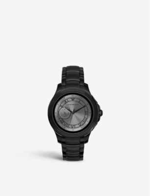 EMPORIO ARMANI ART5011 Alberto stainless steel watch