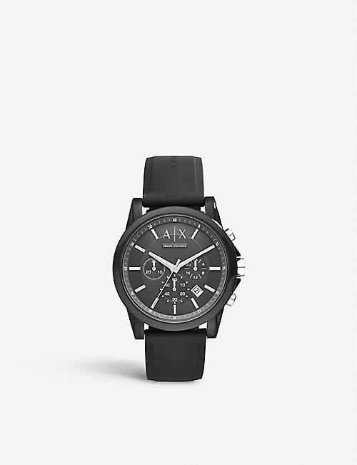 b6a2f8cca6f4 ARMANI EXCHANGE AX1326 Exchange chronograph watch