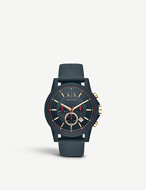 ARMANI EXCHANGE AX1335 silicone watch