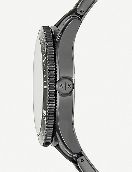ARMANI EXCHANGE AX1833 Enzo stainless steel watch