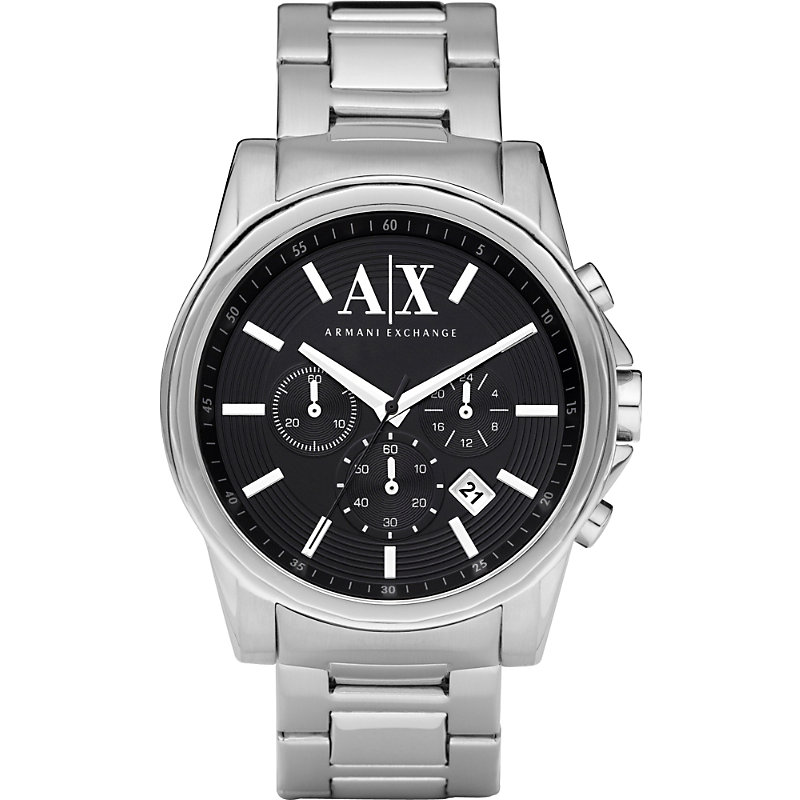 Armani Exchange AX2084 STAINLESS STEEL WATCH