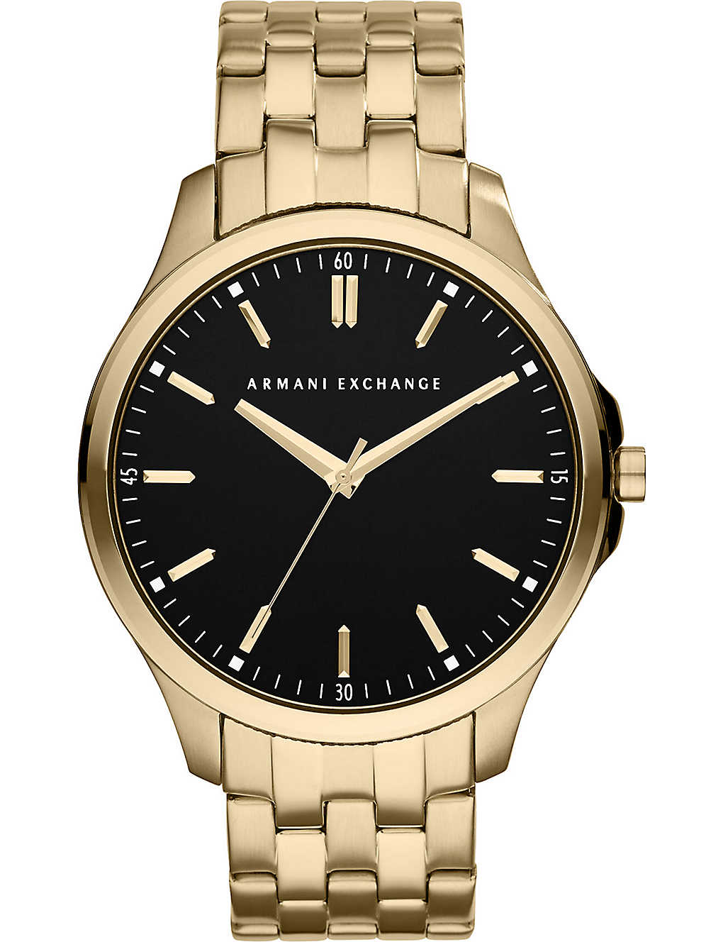 36c07b759f6f ARMANI EXCHANGE - AX2145 gold-plated watch | Selfridges.com