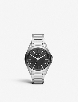 ARMANI EXCHANGE AX2618 stainless steel analogue watch