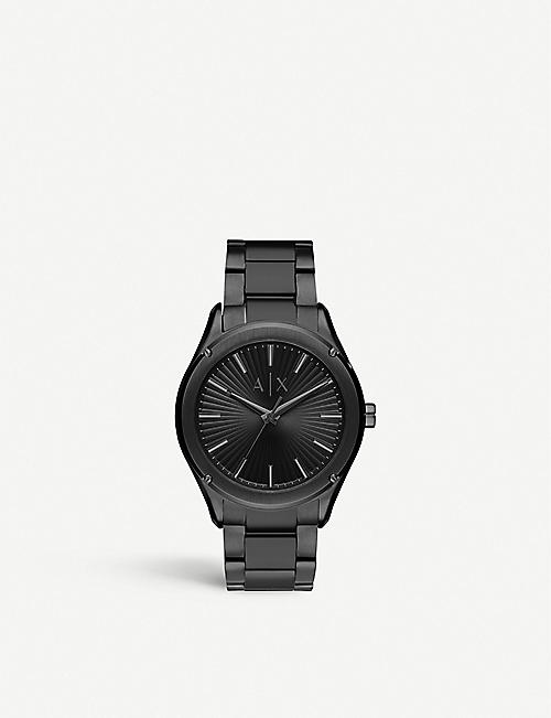 ARMANI EXCHANGE AX2802 Fitz stainless steel watch