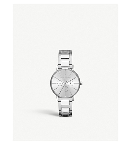 863cd9f8aca2 ARMANI EXCHANGE - AX5551 stainless steel watch