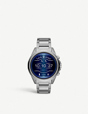 ARMANI EXCHANGE AXT2000 stainless steel smartwatch