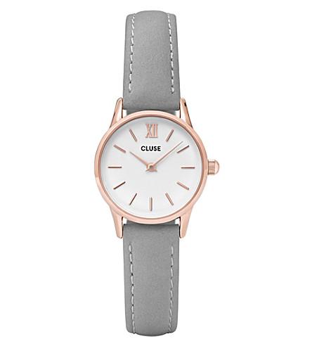 Cluse CL50009 La Vedette rose-gold watch