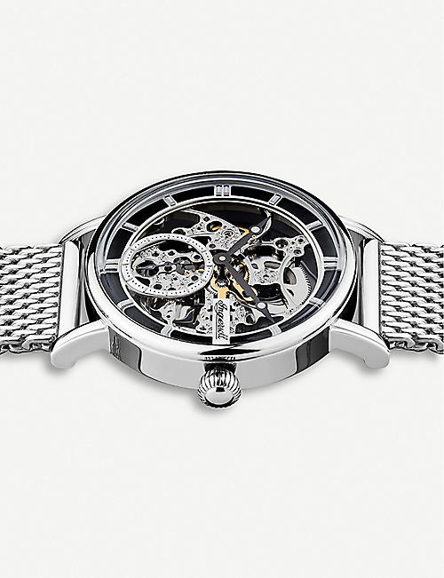 INGERSOLL 100405 The Herald automatic stainless steel chronograph watch