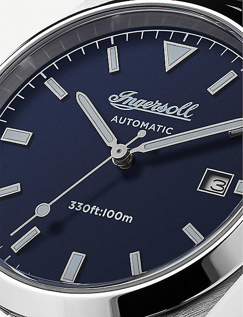 INGERSOLL I05502 Reliance stainless steel watch
