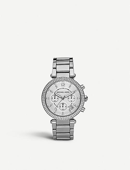 1d5ff86c6878 MICHAEL KORS - MK5353 Parker stainless steel watch