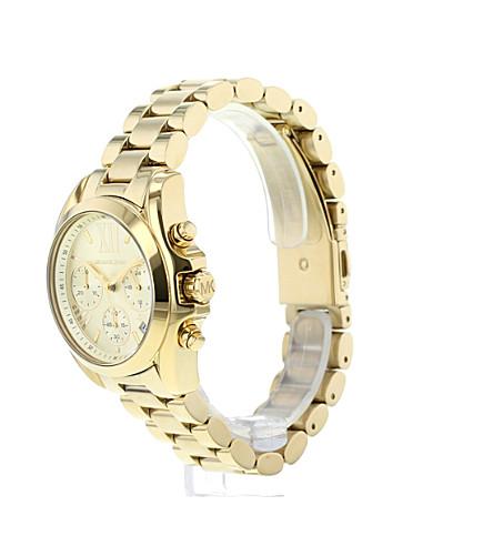 c3455c6dd6db MICHAEL KORS - MK5798 Mini Bradshaw gold-plated watch