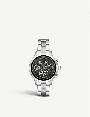MICHAEL KORS MKT5044 Runway stainless steel smartwatch