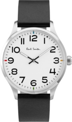 PAUL SMITH Tempo P10065 stainless steel watch