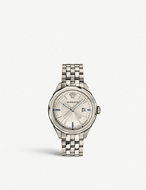 VERSACE VERA00518 Glaze stainless steel watch
