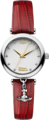 VIVIENNE WESTWOOD Trafalgar stainless steel watch