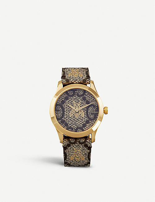 d593ab85e49 GUCCI - Fashion watches - Watches - Accessories - Womens ...