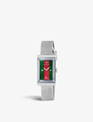GUCCI YA136217 Gucci Dive stainless steel watch