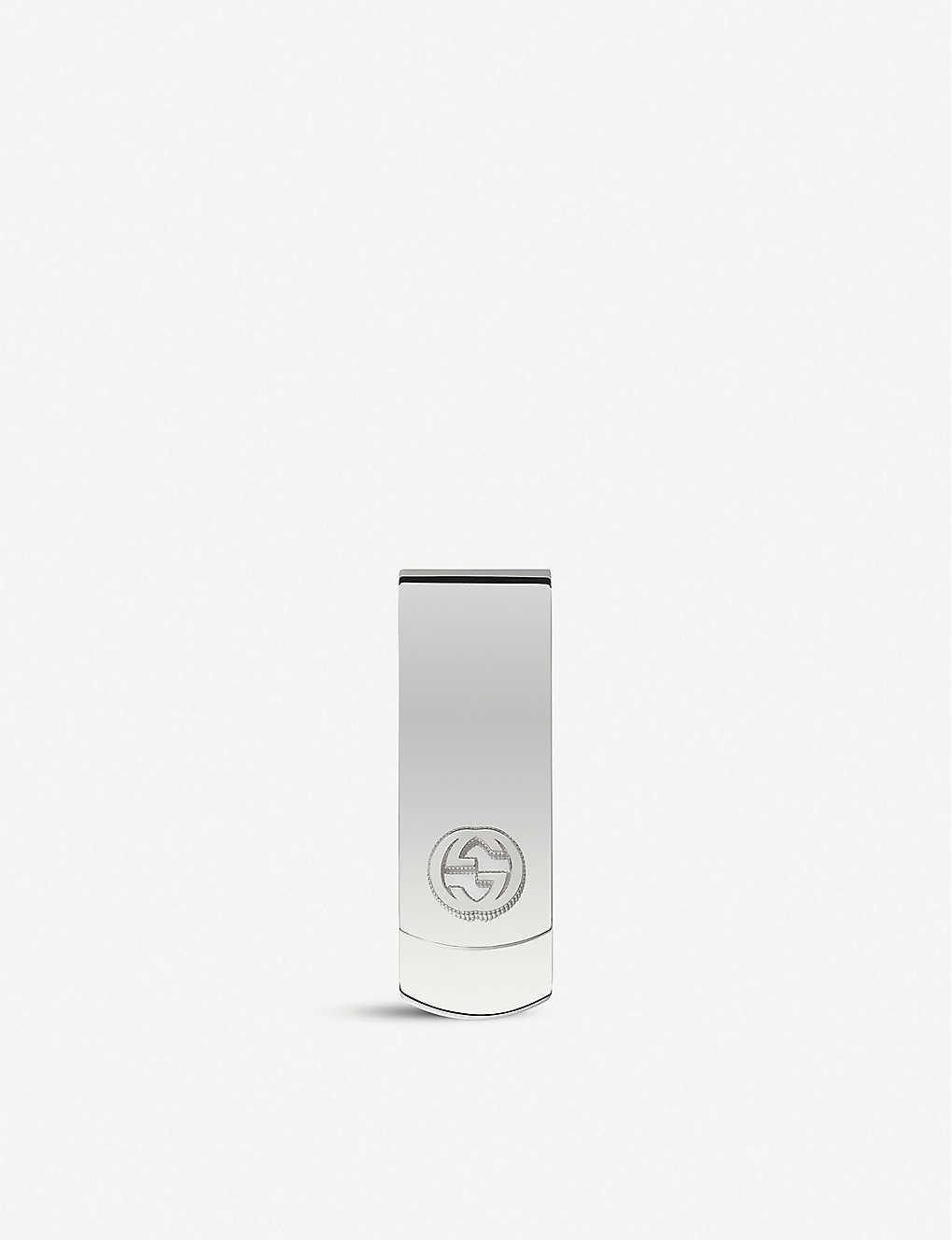 Gucci Accessories Interlocking G sterling silver moneyclip
