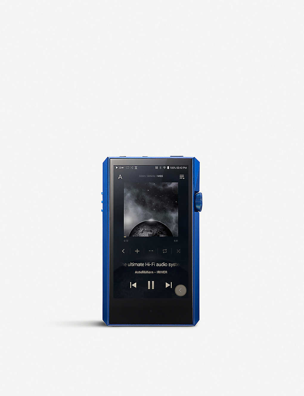 ASTELL & KERN: A&ultima SP1000M high-res music player