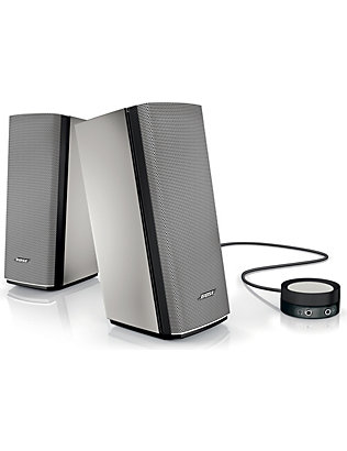 BOSE: Companion 20 multimedia speakers