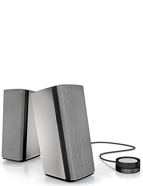 BOSE Companion 20 multimedia speakers