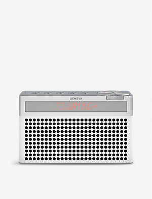 GENEVA Touring/S+ portable FM/ DAB+ Radio and Bluetooth speaker