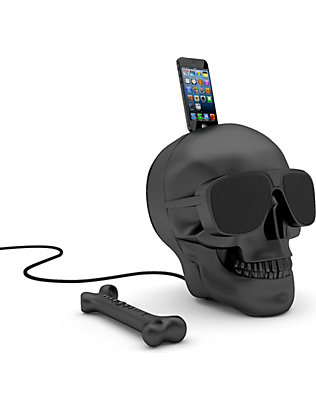 JARRE: Aeroskull HD+ iPhone bluetooth dock speaker
