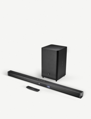 JBL Soundbar 2.1 with Wireless Subwoofer