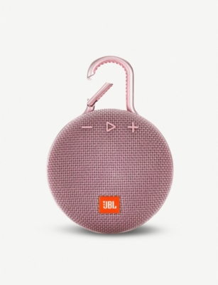 JBL Clip 3 portable bluetooth speaker