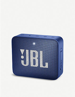 JBL: GO 2 Portable Bluetooth speaker