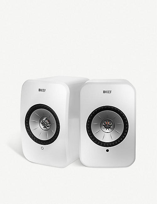 KEF LSX Wireless Speakers