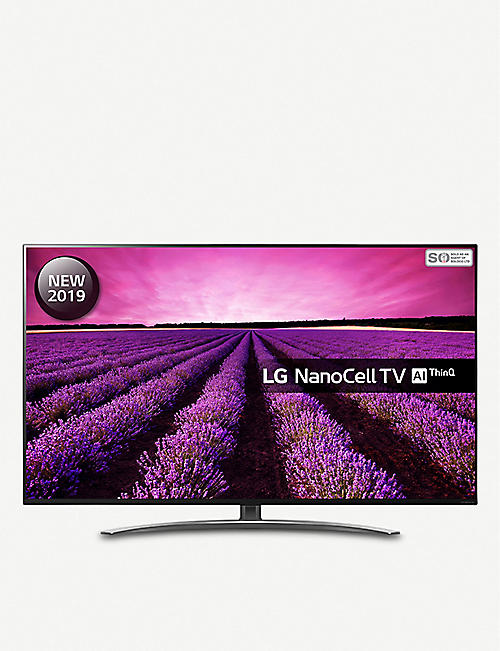 "LG 55"" SM8600 Nanocell Ultra HD 4K HDR TV"