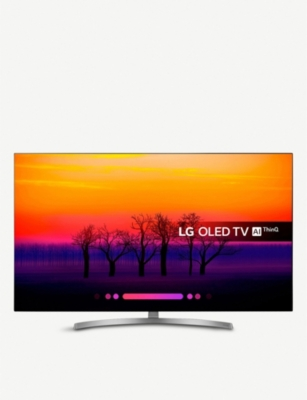 "LG OLED 65B8S 65"" Smart 4K UHD HDR TV"