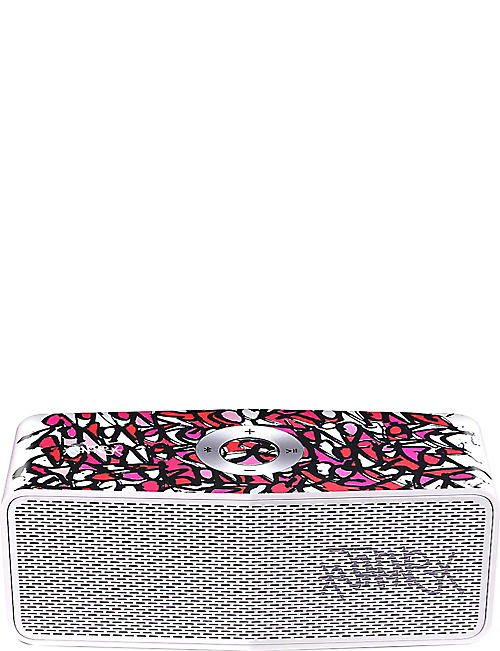 LG LG x JonOne painting Bluetooth speaker