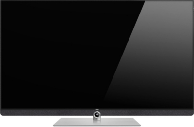 LOEWE TECHNOLOGY Bild 3.48 uhd tv in graphite grey with table stand