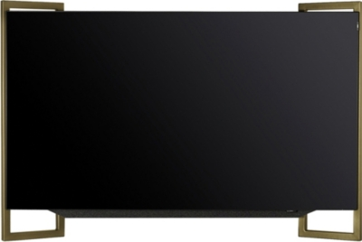LOEWE TECHNOLOGY 55in Bild.9 4K OLED TV with wall mount in Amber