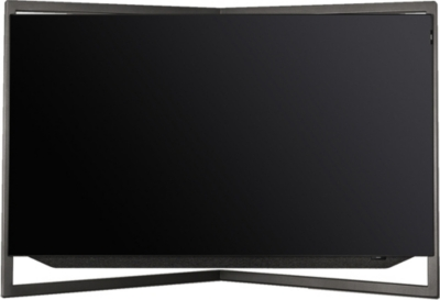 LOEWE TECHNOLOGY 65in Bild.9 4K OLED TV with table stand in Graphite Grey