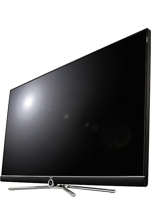 "LOEWE TECHNOLOGY 48"" Connect uhd dr+ tv with table stand"