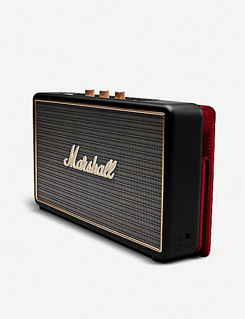 MARSHALL Stockwell bluetooth speaker with cover