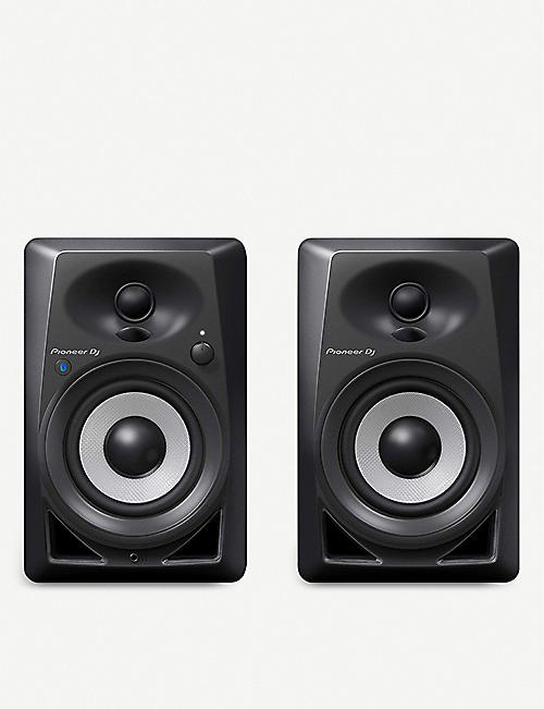 "PIONEER DJ: DM-40BT 4"" Desktop Monitor Speakers"
