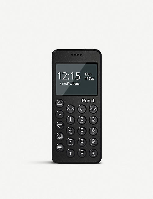 PUNKT MP02 4G mobile phone