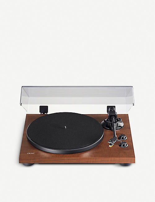 TEAC: TN-280BT turntable with Bluetooth